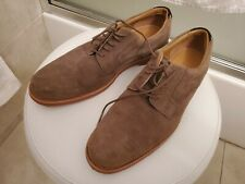 Sebago Thayer Lace Up Leather Oxford Brown Mens Shoes Size 10.5 Pre-Owned