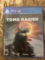 PS4 Shadow of the Tomb Raider (Brand New, Playstation 4)