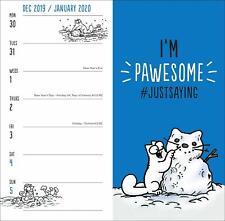 Simon's Cat Slim Official Diary 2020