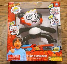 RC Ryan's World Combo Panda Stunt Skate Board Radio Control Toy NEW
