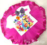 Disney Princess Pink Tutu Shirt Headband 2nd Second Birthday Girl Outfit Party