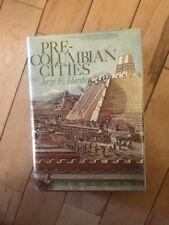 Pre-Columbian Cities by Jorge Enrique Hardoy (1973, Hardcover)