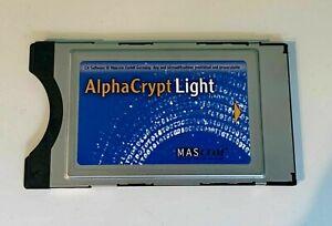 Mascom AlphaCrypt-Light CI-Modul 2.6 für verschiedenste Pay-TV Karten