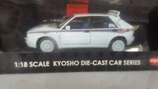 1/18 Kyosho Lancia Delta HF Integrale Martini 6 World Champion