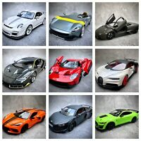 Special Edition Diecast Boxed 1:18 Model Car-  Multiple models- Combine Shipping