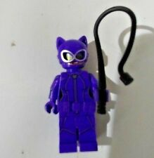 Lego DC Batman Movie Catwoman Minifigure 70902 With Whip
