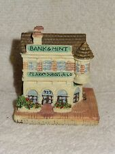 International Resourcing Figurine- Clark, Dubois Bank & Mint- 1992