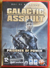 Galactic Assault Mac PPC/Intel OS X 10.4.11 strategy game NEW & Sealed