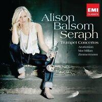 Seraph: Trumpet Concertos, New Music