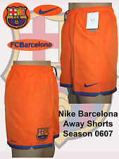 """Barcelona Away Shorts Small 28-30""""(WITH BRIEF) REDUCED"""