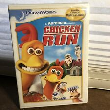 Chicken Run (Dvd, 2000) New Never Opened! Sealed! Add It To Your Collection!