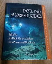 Encyclopedia of Marine Geosciences Springer Reference