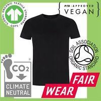 Tee Climate Neutral Fair Trade organic t-shirt Vegan tshirt Men's unisex BN