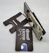 F_ _ K It, Aluminum Wallet/Credit Card Holder RFID Protection