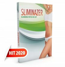 Sliminazer 500mg 30 Sztuk plastry odchudzające original slimming patches