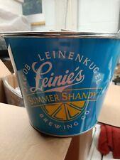 New ListingLeinenkugel Summer Shandy Beer Ice Bucket