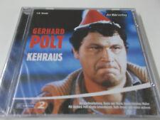 GERHARD POLT - KEHRAUS (HÖRSPIEL) - 2CD SET - NEU!
