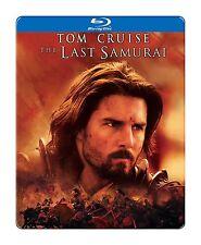 THE LAST SAUMRAI (Tom Cruise) STEELBOOK  - Sealed Region free for UK