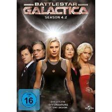 BATTLESTAR GALACTICA SEASON 4.2 - 3 DVD NEU EDWARD JAMES OLMOS,MARY MCDONNELL