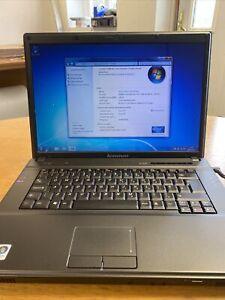 LENOVO N500 DUAL CORE T3200 2.00GHz 2GB RAM 120GB HDD WINDOWS 7 PROFESSIONAL