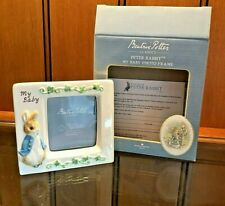 Nursery Picture Frame Peter Rabbit