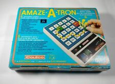 * coleco amaze-a-tron-electronic game lsi/tabletop 1979 *