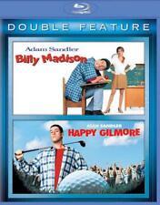HAPPY GILMORE/BILLY MADISON NEW REGION 1 BLU-RAY