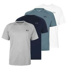 Mens Under Armour Short Sleeves Technical Training T Shirt Sizes from S to XXXL