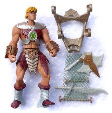 Masters of the Universe 200x Figurine Snake Hunter He-Man complete Motu Mattel