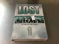 Lost - The Complete First Season (DVD) Great Condition. Free Shipping!