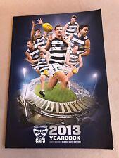 AFL Geelong 2013 Yearbook