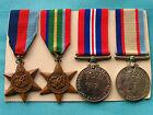 AUSTRALIA K.I.A QX23561 Sgt Thompson N J H ON SERVICE 2-5th ARMOURED REGT MEDALS