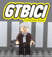 LEGO STAR WARS  MINIFIGURA  `` HAN SOLO ´´  Ref 75105 100X100 ORIGINAL LEGO