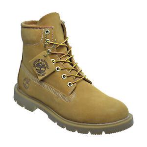 Timberland 6 Inch Basic Men's Boots Wheat Nubuck 10066