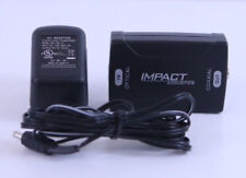 Impact Acoustics Coaxial To Optical (Toslink) Converter 40018 #285522