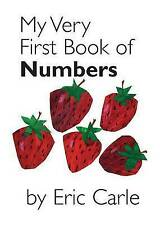 My Very First Book of Numbers-ExLibrary