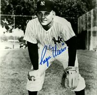 Roger Maris 8 x10 Autographed Signed Photo ( Yankees HOF ) REPRINT
