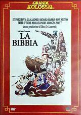 La Bibbia Dvd I Grandi Kolossal Master