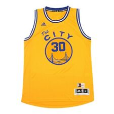 Stephen Curry Adidas Golden State Warriors 1966-67 HWC Swingman Jersey Medium