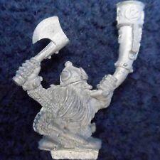 2000 Bugmans Dwarf Horn Blower Citadel Joseph Bugman's Musician Ranger Warhammer