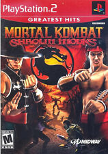 Mortal Kombat: Shaolin Monks PS2 New Playstation 2