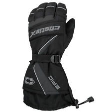 Mens Castle X Epic Snowmobile Gloves Gauntlet Winter Snow Waterproof Windproof