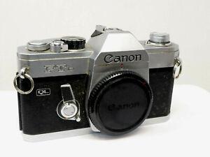Canon FTb - QL 35mm Film SLR Camera Spares Repairs