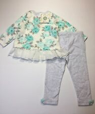 NEW Little Me Baby Toddler Girls Size 24M Pants Sweater 2 Piece Outfit Winter