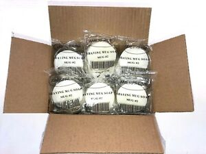 AMERFRESH Shaving Mug Soap #2    36 Soaps / 1.5 oz Each  NEW   Free Shipping