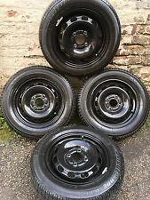175/65 R14 82T Sommerreifen Stahlfelgen FORD Fiesta, Escort, MAZDA 2, 121, 4x108