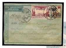 Netherlands Indies Cover AIR CRASH Bangkok FORWARDED 1931 Nierinck 311206 U46d