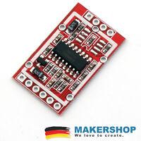 HX711 Wägesensor V1.1 Druck Sensor Modul Messbrücke GESCHIRMT Arduino Raspber...