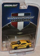 Greenlight Camaro Coll. - 2011 Chevy Bondurant Camaro-yellow/GRAPH. - 1:64