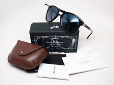 Persol PO 714-SM Steve McQueen 95/S3 Shiny Black Polarized Sunglasses 54mm